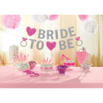 Letter Banner Bride To Be Hen Night 2016 Paper 365 x 12.7 cm