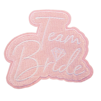 6 Iron-On Patches Hen Party 9.6 x 8.5 cm