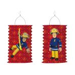 Drop Lantern Fireman Sam Paper 28 cm