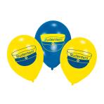 """10 Latex Balloons Grattis till Studenten 27.5 cm / 11"""""""