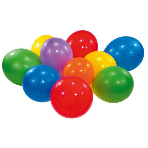 3c94967194b96 50 Latex Balloons round 17