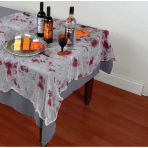 Tablecover Paper Bloody 152.4 x 213.3 cm