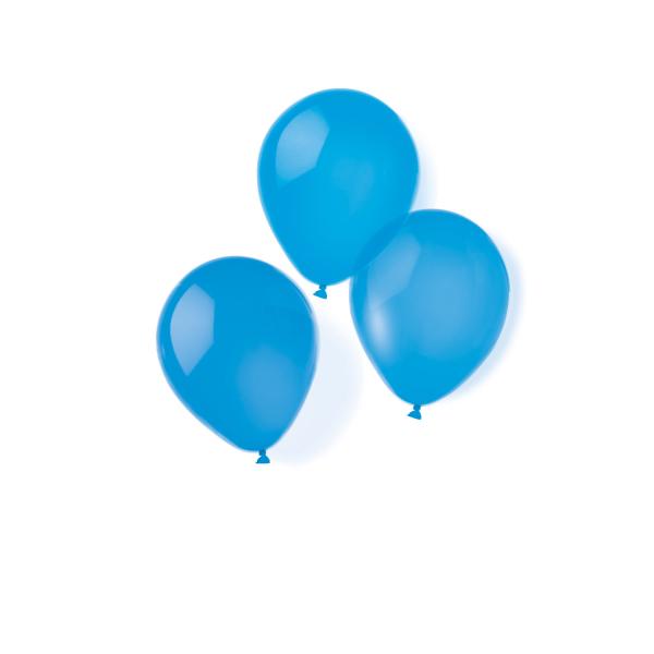 f7283fdb2809c 100 Latex Balloons Blue 22.8 cm 9     Amscan Europe