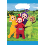 8 Party bags Teletubbies