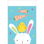 Tablecover Hello Bunny Plastic 137 x 243 cm