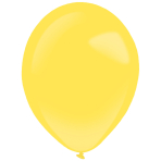 "50 Latex Balloons Decorator Fashion Goldenrod 35 cm / 14"""