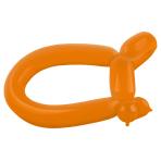 """50 Latex Balloons Decorator Modelling Standard E360 Tangerine 114 cm / 45"""""""