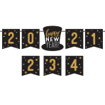 Giant Sign Banner 2021        Personalize It Length 198 cm