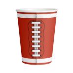 6 Cups Touchdown! Paper 500 ml