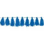 Tassel Garland Bright Royal Blue 3 m