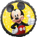 Standard Mickey Mouse Forever Foil Balloon S60 packaged