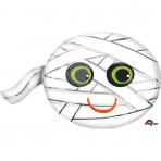 "Junior Shape ""Happy Mummy"" Foil Balloon, S50, packed, 48 x 33cm"