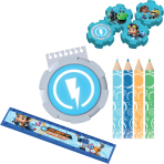 Stationery Set Rusty Rivets 16 Parts