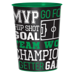 Favour Cup Goal Getter Plastic 473 ml