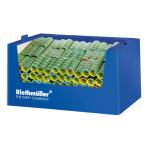 80 Streamers Stripes (Paper 0.7 x 400 cm) in Display Box Paper 60 x 40 x 29 cm
