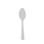10 Spoons Clear Plastic 14.7 c