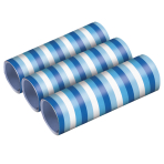 3 Streamers Sky Blue Paper 0.7 x 400 cm