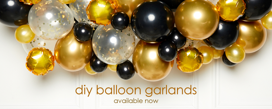 DIY Balloon Garlands