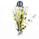 Spray Centrepiece 18 Sparkling Celebration - Gold Foil / Paper 45.7 cm