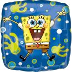 Standard SpongeBob Joy Foil Balloon S60 Packaged