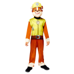 Child Costume Rubble Age 4-6 Years
