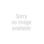 4 Fan Decorations Glitter Frosty White Paper 20.3 cm / 30.4 cm / 40.6 cm