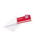 8 Invites & Envelopes FC Bayern Munich 13,9 x 8 cm