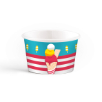 8 Ice Bowls Summer Stories Paper 270 ml