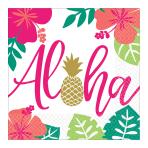 16 Napkins Aloha 33 x 33 cm