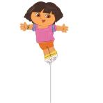 Mini Shape Dora Foil Balloon A30 Bulk