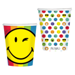 8 Cups Smileyworld 250 ml