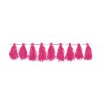 Tassel Garland Pink 3 m