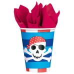 8 Cups Pirates Treasure 266 ml