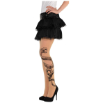 Tights Snake Witch Doctor Size M