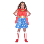 Child Costume Wonder Woman Classic 8-10 Years