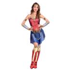 Adult Costume Wonder Woman Movie L
