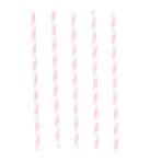12 Drinking Straws Be a Mermaid Paper 19.7 cm