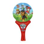 Inflate-A-Fun Paw Patrol Foil Balloon A05 Packaged 15 x 30 cm