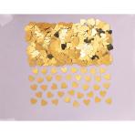 Confetti Sparkle Hearts Gold Foil 14 g