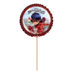 9'' Miraculous Foil Balloon A20 Airfilled 23 cm