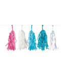 Garland Tassel Be a Mermaid Paper 400 cm