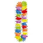 25 Leis Multicolour Fabric 91.4 cm