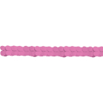 Garland Bright Pink Paper 365 cm