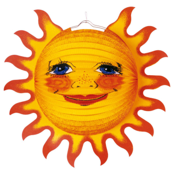 Lantern Sun 38 cm