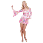 Adult Costume 60's Chick Size