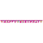 Letter Banner Barbie Dreamtopia Paper 200 x 15 cm