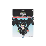 Costume Accessory Necklace Cameo Day of the Dead One Size