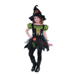 Children's Costume Pumpkin Patch Witch 8 - 10 Years