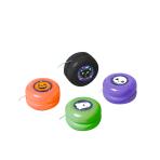 4 Yo-Yo's Spooky Assorted Plastic 4 cm