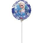 9'' Frozen Foil Balloon A20 Bulk 23 cm